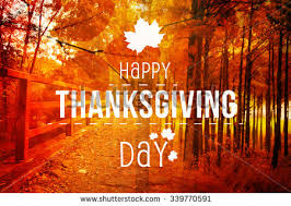 happy thanksgiving against autumn stock photo 339770591