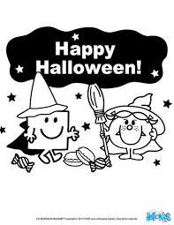 happy halloween coloring pages hellokids