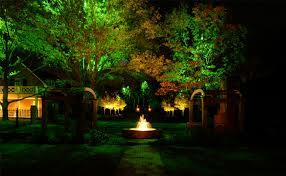 Lentz Landscape Lighting Project Gallery