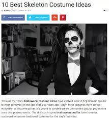 Donnie Darko Halloween Costume Ideas Making Donnie Darko Skeleton Costume