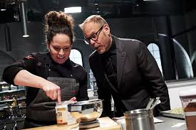 the food network thanksgiving iron chef u0027 returns next month with a thanksgiving episode eater
