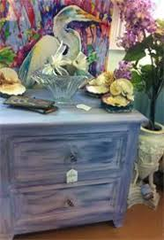 chalk painted with coastal colors paint available at coastal home