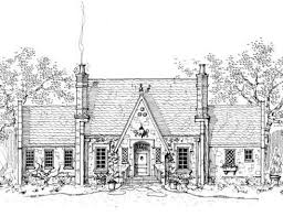 Best 25 Storybook Homes Ideas On Pinterest Fairytale Cottage Single Story Tudor House Plans