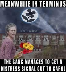 Look At The Flowers Meme - carol terminus carol peletier know your meme