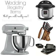 a wedding registry what to put on a wedding registry home made interest