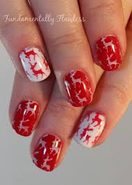 delight in nails geek nail challenge day 3 games gaming mamma mia
