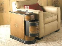 narrow end tables with storage best 25 end tables with storage ideas on pinterest side table