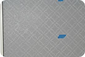 pbjstories stenciling on textured walls the kitchen pantry