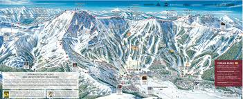 Map Of Colorado Ski Areas by Kirkwood Ski Resort Guide Location Map U0026 Kirkwood Ski Holiday