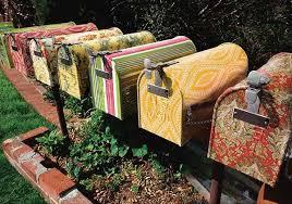 decorative mailbox ideas 4 steveb interior fascinating