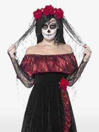 day of the dead costume day of the dead costumes party delights