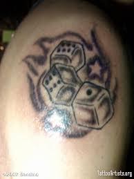 3 dice tattoo artists org