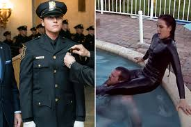 dominatrix turned cop can keep her job if she passes psych exam