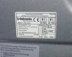 webasto how does it work club touareg forums