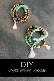 diy bracelet stones images Diy crystal elastic beaded bracelets make your own stone jpg