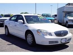 2007 buick lucerne cx city texas vista cars and trucks
