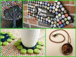 Creative Ideas For Home by Creative Idea For Home Decoration 25 Creative Diy Bottle Cap Ideas