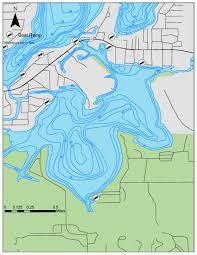 Lake County Illinois Map by Lake Profile Fox Chain O Lakes