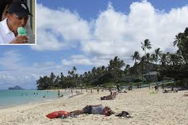 obama u0027s hawaiian vacation spot please no more tourists new