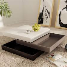 coffee table square cream coffee tables large functional lgilab
