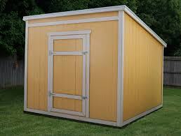 How To Build A Lean To Shed Free Plans by Lean To Quality Shedsquality Sheds