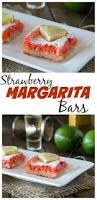 strawberry margarita strawberry margarita bars