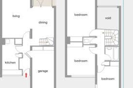 modern two house plans 27 unique two house floor plans 1 bedroom bat floor plans