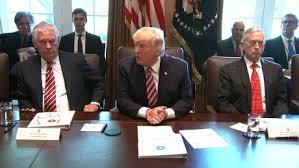 The Presidential Cabinet President Trump To Host Full Cabinet At Camp David Cnnpolitics