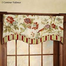 Valance Designs Home Decoration Charming Waverly Valances With Natural Design
