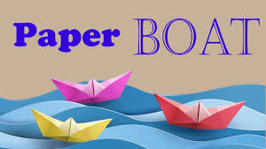 how to make a paper boat for kids how to make the it boat with