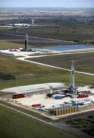 how big was the oil boom in south texas a new report has the
