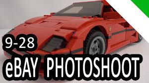 ferrari transformer ebay photoshoot 9 28 2016 lego ferrari f40 mini cooper vw bus