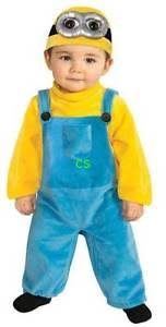 Despicable Minions Halloween Costume Nwt Rubies Toddler Boys Despicable Minions Halloween Costume