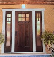 Exterior Door With Side Lights Front Door With Sidelights Oversized Exterior Lights And Filled