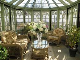 Shabby Chic Sunroom Cottage Style Sunrooms Hgtv