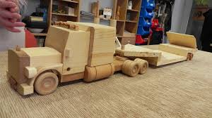 Homemade Wooden Toy Trucks by Wood Toy Truck 1 By Pako214 On Deviantart