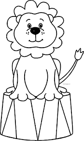 lion black and white mountain lion clipart black and white