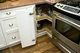 corner base kitchen cabinet 45 degree base cabinet gorgeous lazy in kitchen traditional with