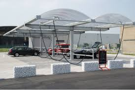 Canopy Car Wash by Ergox Central Vacuum Systems