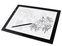 Drafting Table Pad 19 Led Artist Stencil Board Drawing Tracing Table Display