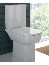 e500 round rimfree close coupled toilet u0026 soft close seat