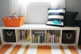 Toy Box With Bookshelves by Kids Storage Bookcase Foter