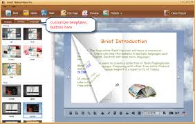 animated book template for powerpoint flip book templates flip