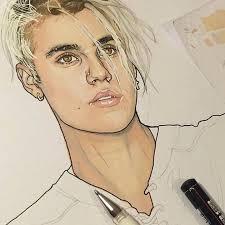 97 best justin bieber drawings images on pinterest justin bieber