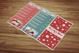 15 premium tri fold menu card templates