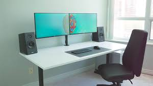 best desk for dual monitors the ultimate dual monitor desk setup for your creative workflow