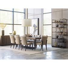 american drew ad modern organics formal dining room group
