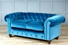 blue chesterfield sofa blue leather chesterfield sofa bbfax