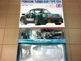 vaillant porsche tamiya 57101 1 12 tt gear porsche turbo rsr gt01 type 934 wah