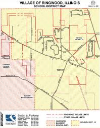 Map Of Wisconsin And Illinois by Village Hall Village Of Ringwood